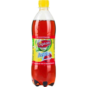 Напиток IceTea (АйсТи) малина негазированный ТМ Lipton (Липтон)