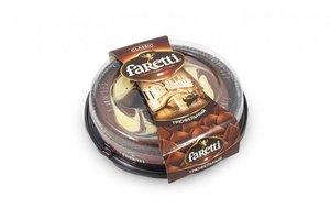 Торт бисквитный Трюфельный ТМ Faretti (Фаретти)