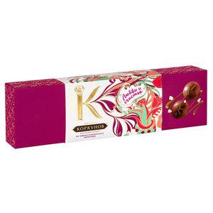 Конфеты шоколадные Шкатулка ТМ А. Коркунов