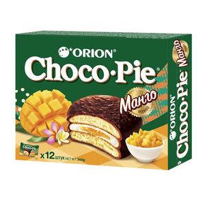 Пирожное - манго ТМ Choco pie orion (Чоко пай орион)
