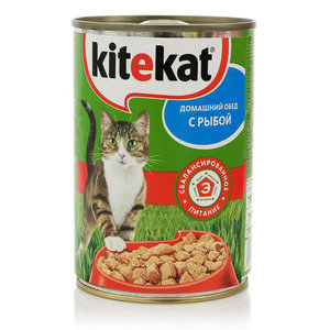 Корм для взрослых кошек ТМ Kitekat (Китекат)