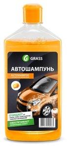 Автошампунь с ароматом апельсина ТМ Grass (Грасс)