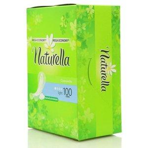 Прокладки женские гигиенические на каждый день ТМ Naturella (Натурелла), 100 шт