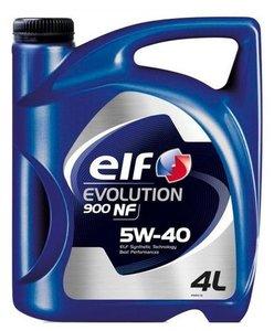 Масло моторное Evolution 900 NF 5w40 синтетичческое ТМ Elf (Эльф)