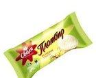 Мороженое пломбир из свежих сливок ваниль 15% ТМ Сваля