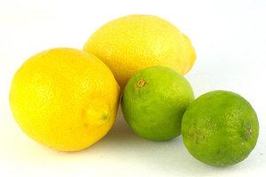Цитрусовый микс из лайма и лимонов ТМ Fruta Bomba (Фрута Бомба)