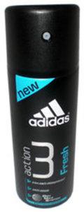 Дезодорант антиперспирант спрей для мужчин ТМ Adidas (Адидас) Action, Fresh