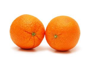 Апельсины отборные в сетке