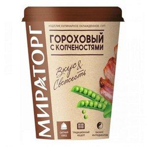 Суп гороховый с копченостями ТМ Мираторг