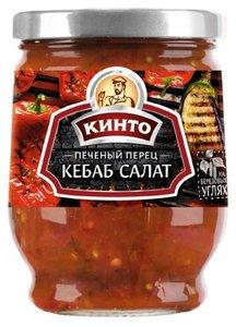Перец печёный Кебаб салат ТМ Кинто