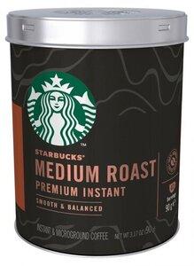 Кофе растворимый Premium Instant Medium Roast (Премиум Инстант Медиум Роаст) ТМ Starbucks (Старбакс)