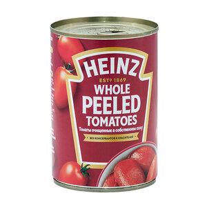 Томаты в собственном соку ТМ Heinz (Хайнз)