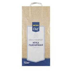 Мука пшеничная хлебопекарная высшего сорта ТМ Metro Shef (Метро Шеф)