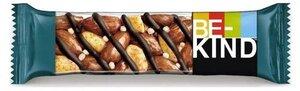 Батончик ореховый с тёмным шоколадом и морской солью ТМ Be-kind (Би-кайнл)