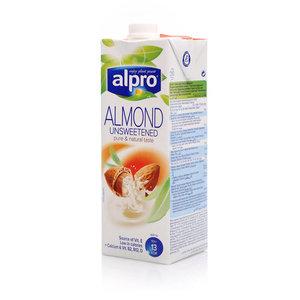 Напиток миндальный Almond Unsweetened (Алмонд Ансветенд) 1,1%ТМ Alpro (Альпро)