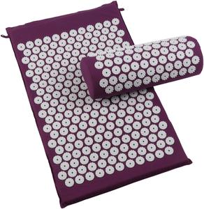 Коврик-аппликатор массажный с подушкой