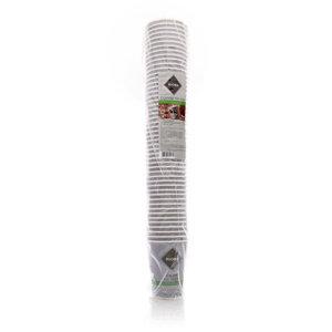 Стакан бумажный одноразовый для горячих напитков 50*300мл ТМ Rioba (Риоба)