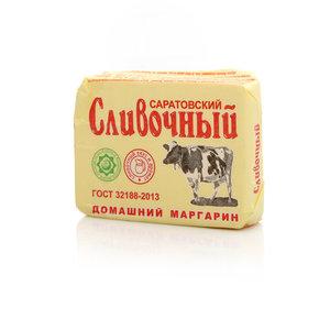Маргарин Домашний сливочный ТМ Саратовский