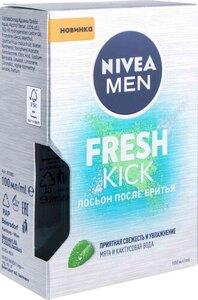 Лосьон после бритья - приятная свежесть и увлажнение ТМ Nivea (Нивеа)