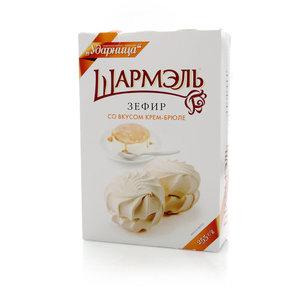 Зефир со вкусом крем-брюле ТМ Шармэль