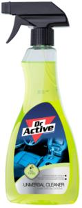 Очиститель салона Universal Cleaner (Юниверсал Клинер), спрей ТМ Dr. Active (Др. Актив)