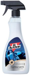 Полироль-очиститель пластика Polyrole Matte (Полироль Матте) Ваниль, спрей ТМ Dr. Active (Др. Актив)
