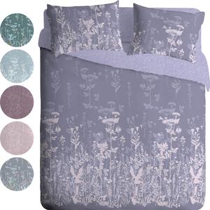 Комплект постельного белья 1,5-спальный ситец ТМ Home Club (Хоум Клуб)