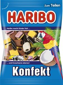 Конфеты жевательные Haribo с лакрицей и какао, 200<nbsp/>г