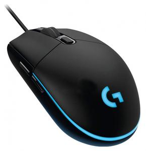 Мышь проводная G102 черная ТМ Logitech (Логитек)