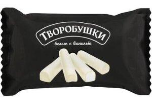 Сырки творожные белые с ванилью ТМ Творобушки