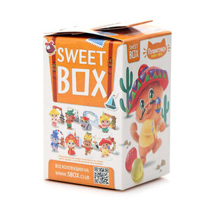 Мармелад + игрушка Пушистики ТМ ТМ Sweet Box (Свит бокс)