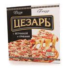 Пицца Цезарь с ветчиной и грибами ТМ Цезарь