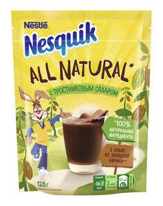 Какао-напиток быстрорастворимый All Natural (Олл Нейчерал) ТМ Nesquik (Несквик)