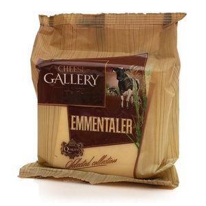 Сыр Эмменталер 45% TM Cheese Gallery (Чиз Гэллари)