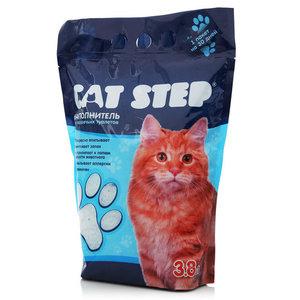 Наполнитель для кошачьих туалетов ТМ Cat Step (Кэт стэп)