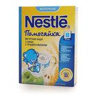 Каша йогуртовая 3 злака с грушей и яблоком Помогайка ТМ Nestle (Нестле)