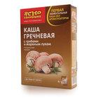 Каша гречневая с грибдами и жареным луком ТМ Ясно Солнышко