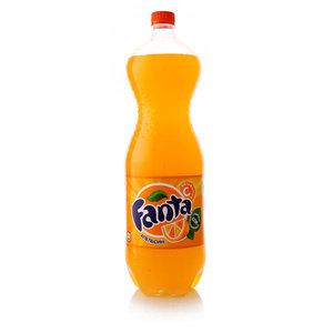 Напиток безалкогольный сильногазированный Fanta Апельсин ТМ Fanta (Фанта)
