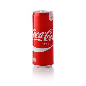 Напиток безалкогольный сильногазированный ТМ Coca-Cola (Кока-Кола)