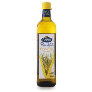 Масло рисовое рафинированное Olio di Riso ТМ Riso Scotti (Рисо Скотти)