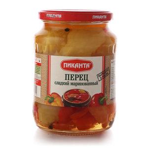 Перец сладкий маринованный ТМ Пиканта