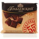 Шоколад темный Бабаевский Venezuela (Венесуэлла) с  кунжутом