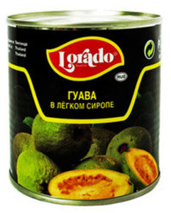Гуава в легком сиропе ж/б ТМ Lorado (Лорадо)
