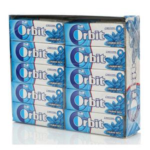 Жевательная резинка Сладкая Мята ТМ Orbit White (Орбит Уайт), 30 пачек