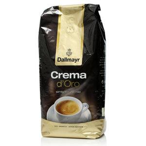 Кофе в зернах Crema d`Oro (Крема Д`Оро) ТМ Dallmayr (Даллмайер)