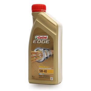 Масло моторное синтетическое EDGE 5W-40 ТМ Castrol (Кастрол)