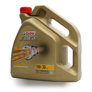 Масло моторное синтетическое EDGE 5W-30 ТМ Castrol (Кастрол)