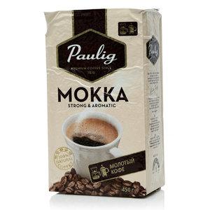 Кофе молотый Мокка ТМ Paulig (Паулиг)