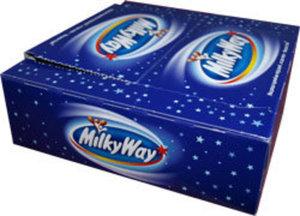Шоколадный батончик с суфле, покрытый молочным шоколадом 36*26г ТМ Milky Way (Милки Вэй)