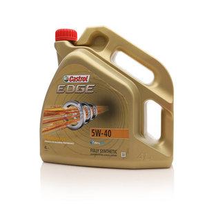 Масло моторное синтетическое  5W-40 ТМ Castrol Edge (Кастрол Едж)